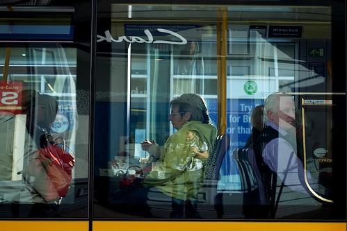 Through the Looking Glass by Ian Keegan