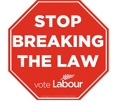 Labour: Stop Breaking the Law