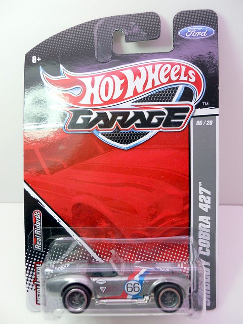 hot wheels garage shelby cobra 427 (1)