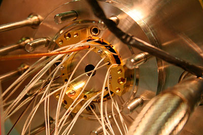 Trampa de antimateria de ALPHA