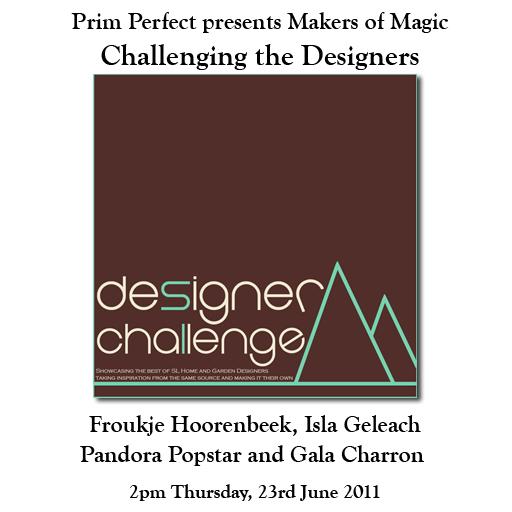 Meet the Designers: Designer Challenge