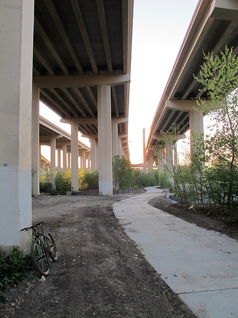 Trail Under PGB Tollway