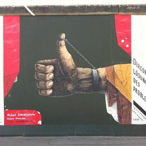 Berlin Wall Art 2
