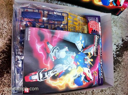 Building 1-60 Shining Gundam HGEX (2)