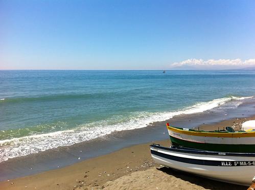 Boats.  El Morche, April 2011