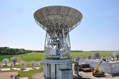 Téléport d'Eutelsat à Rambouillet