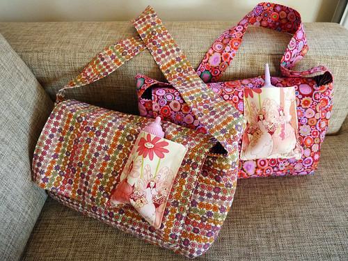 Doll Diaper Bags