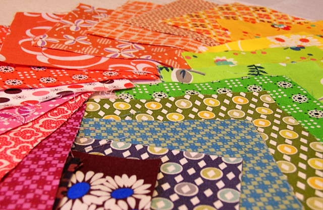Fabric for my giveaway!