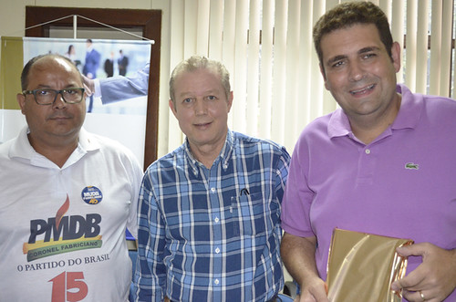 Gregório da Retífica, José Maria Facundes e Dr. Marcos Vinícius - Foto Emmanuel Franco (3)