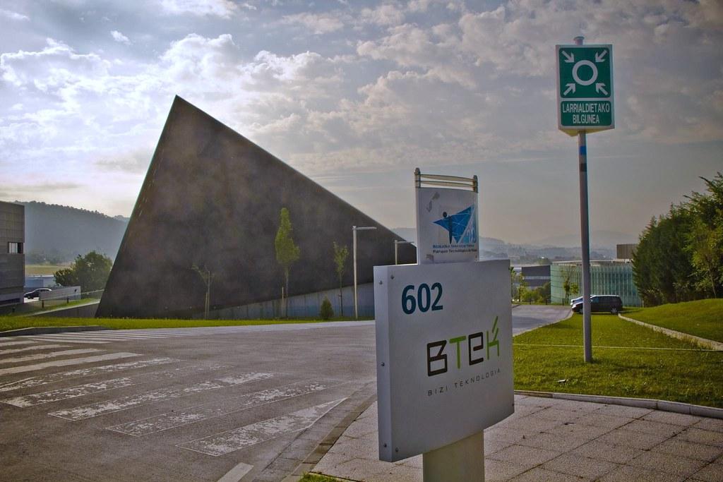 BTEK, Centro de Interpretación de la Tecnología