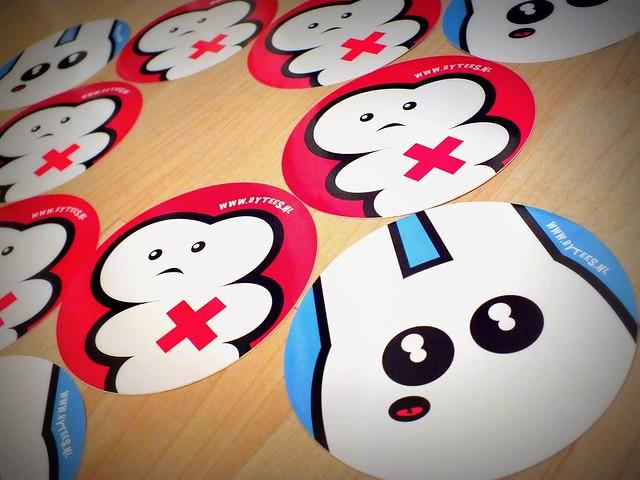 ByteDust Sticker Set 2011