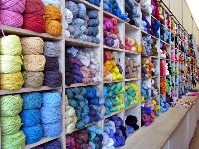 Yarn at Purl Soho