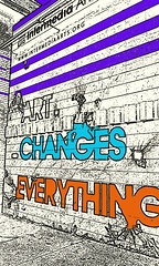 Art Changes Everything (Color)