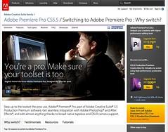 Apple Adobe Avid refight Battles of Waterloo - pix 2