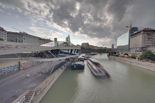enfused HDR Schwedenbrücke