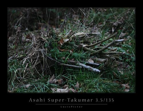 Asahi Super-Takumar 3.5/135