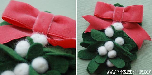 mistletoe headband 5