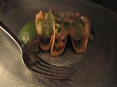 Laughing Bird Shrimp Tacos - Agua Dulce