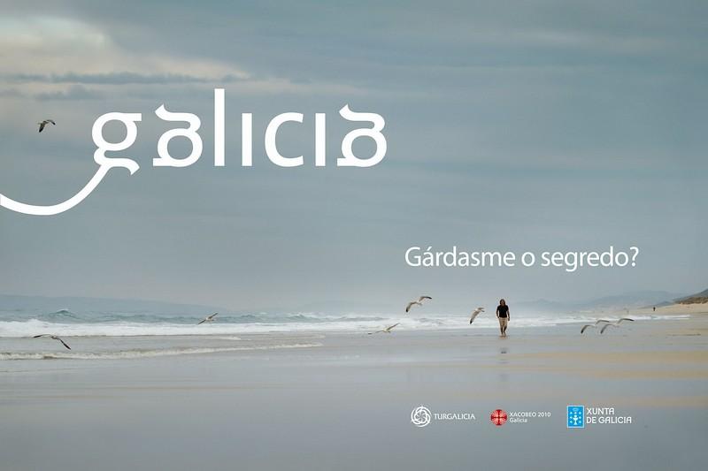 Campaña publicitaria para Galicia
