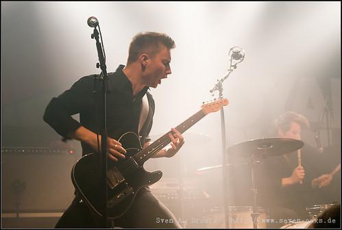Hannes Irengård  & Per Andreasson / Royal Republic