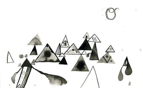 Teepees + Temples, no. 5