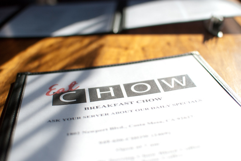 eat chow