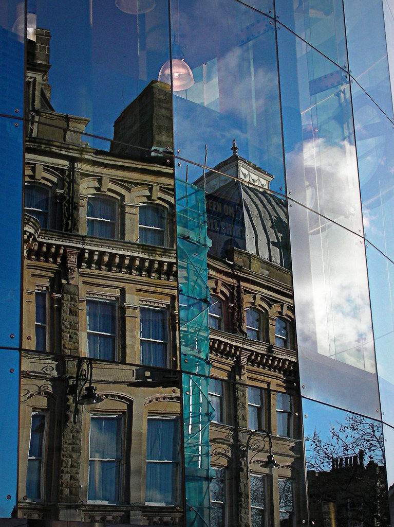Reflections on Queen Street