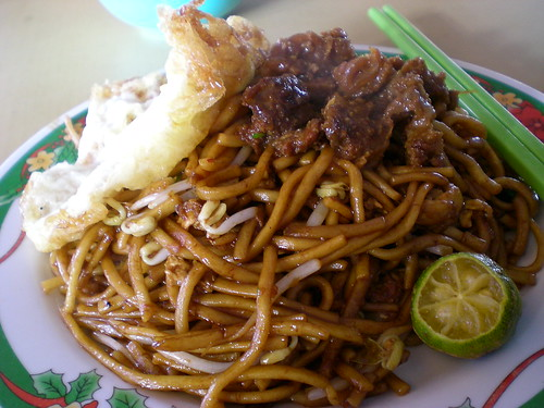 FastCafe mee goreng special 1