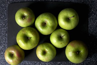 green apple haul