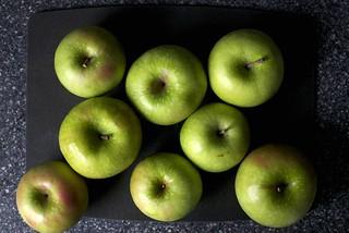 green apple haul