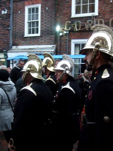 Dickension Festival - Firemen