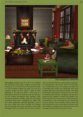 Prim Perfect: No 30 - Virtual Christmas Traditions