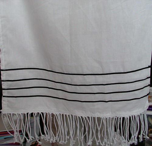 costume prayer shawl
