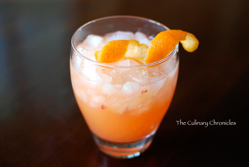 Cutie Pom Cocktail