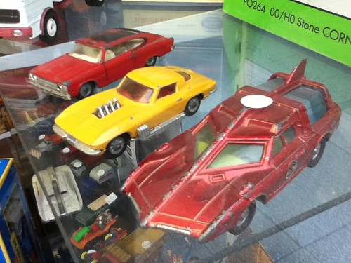 Model shop cars