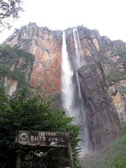 Angel Falls - Salto del Angel