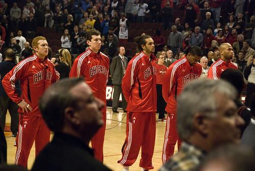 Chicago Bulls '10-'11 Home Opener