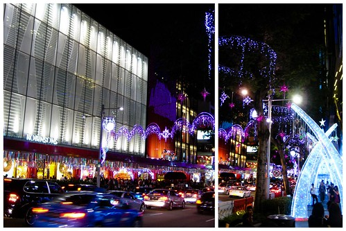 Orchard Road light
