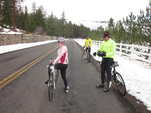 Christmas Road Ride