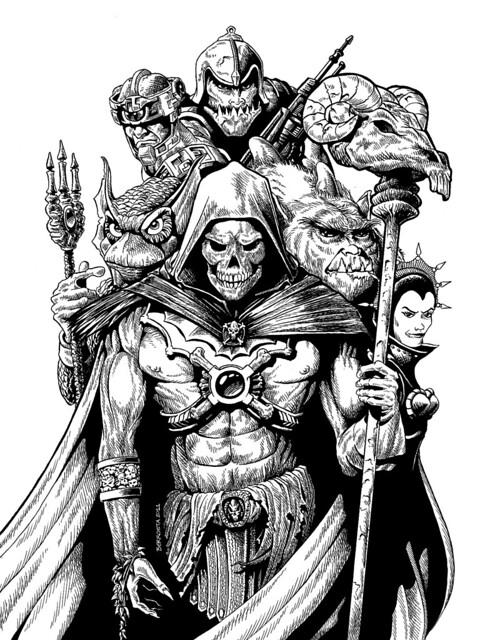 Evil ones / Malvados