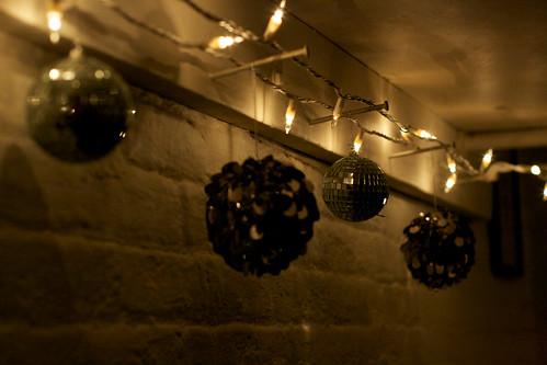 sparkle party lights