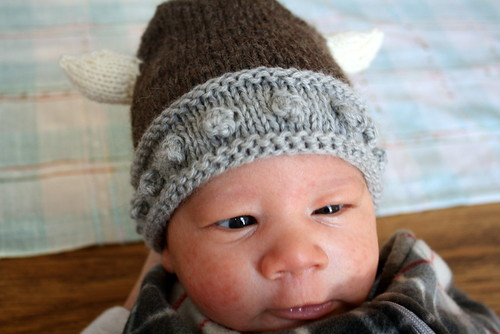walter's viking hat