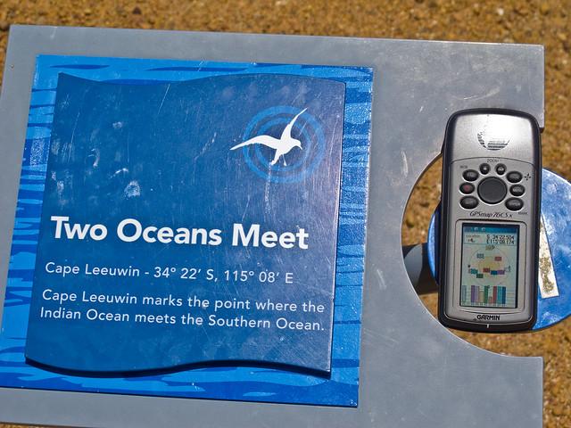 Where oceans meet
