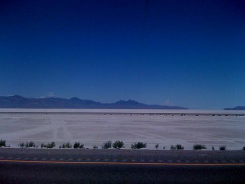 NV Bonneville Salt Flats
