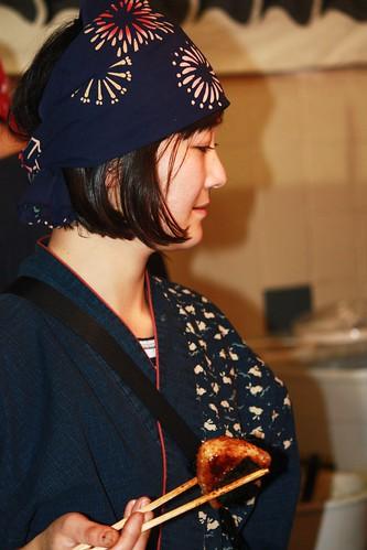 Japanese Food Vendor