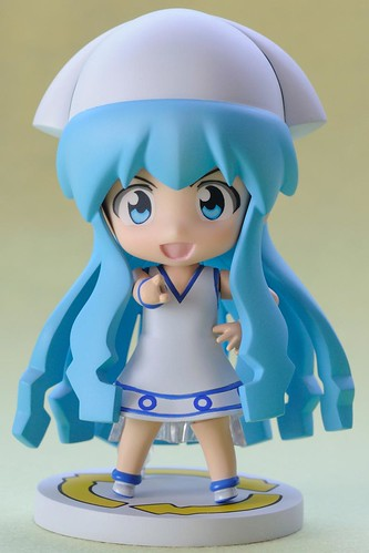 """""""I am going to invade Nendoroid world soon ~de geso!"""""""