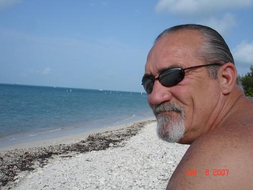Ron @ Trumman Beach