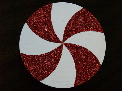Peppermint Disc Tutorial, Step 3