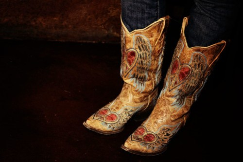 Jo's boots