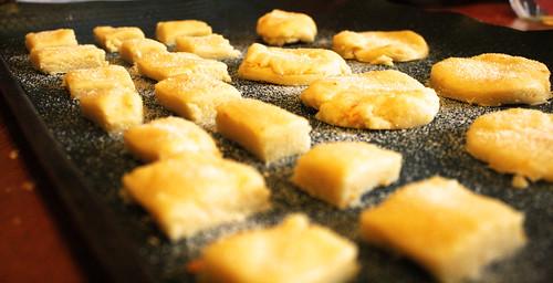 Shortbread Cookie Army